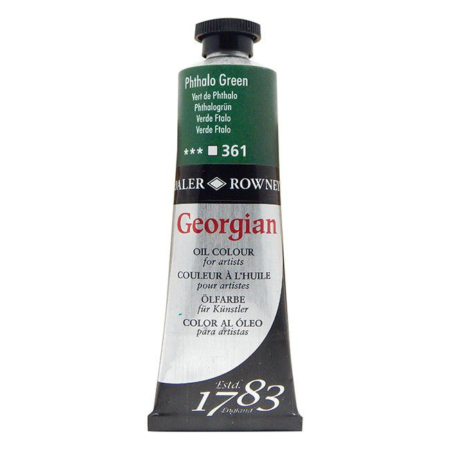 GEORGIAN 225ML VERT DE PHTALO