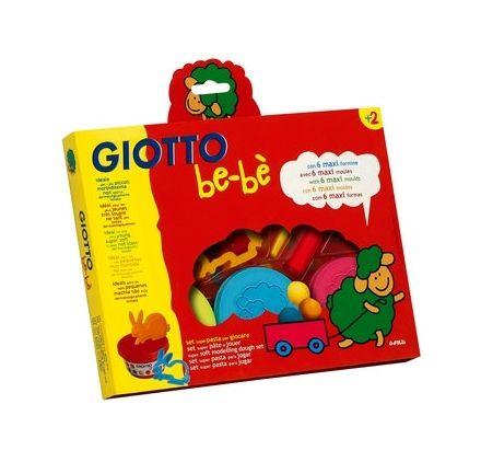 Coffret Pate A Modeler Giotto Bebe
