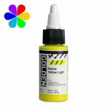 GOLDEN 30ML HIGH FLOW  JAUNE HANSA CLAIR S3