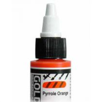 GOLDEN 30ML HIGH FLOW  ORANGE PYRROLE S8