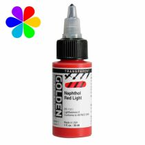 GOLDEN 30ML HIGH FLOW  ROUGE NAPHTOL TRANSPARENT S1