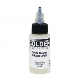 GOLDEN 30ML HIGH FLOW DILUANT TRANSPARENT