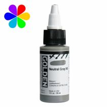 GOLDEN 30ML HIGH FLOW GRIS NEUTRE N5 S1