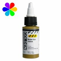 GOLDEN 30ML HIGH FLOW JAUNE DE NICKEL S6