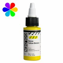 GOLDEN 30ML HIGH FLOW JAUNE HANSA MOYEN S3