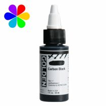 GOLDEN 30ML HIGH FLOW NOIR CARBON S1