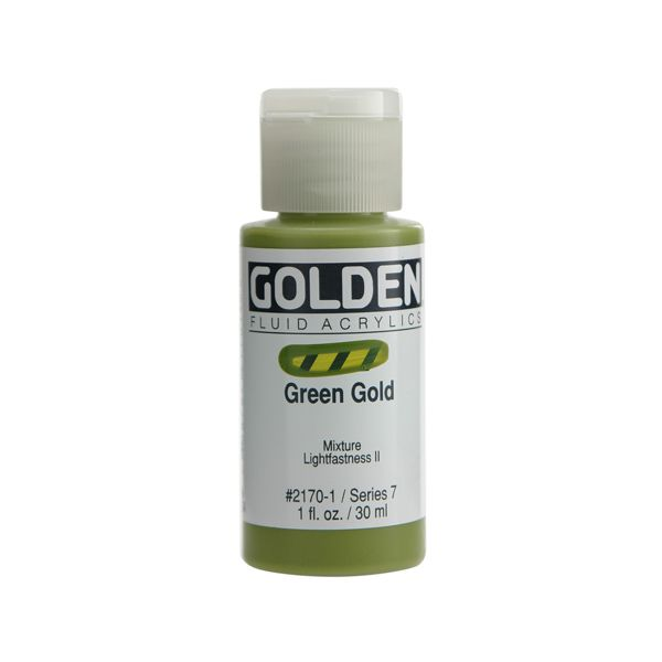 GOLDEN 30ML HIGH FLOW OR VERT S7