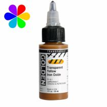 GOLDEN 30ML HIGH FLOW OXYDE FER JAUNE S1