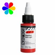 GOLDEN 30ML HIGH FLOW ROUGE NAPHTHOL CLAIR S5