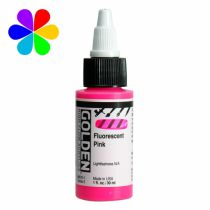 GOLDEN 30ML HIGH FLOW S5 ROSE FLUO