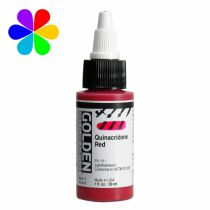 GOLDEN 30ML HIGH FLOW S6 ROUGE QUINACRID