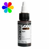 GOLDEN 30ML HIGH FLOW SEPIA S2