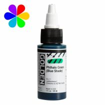 GOLDEN 30ML HIGH FLOW VERT PHTHALO S4