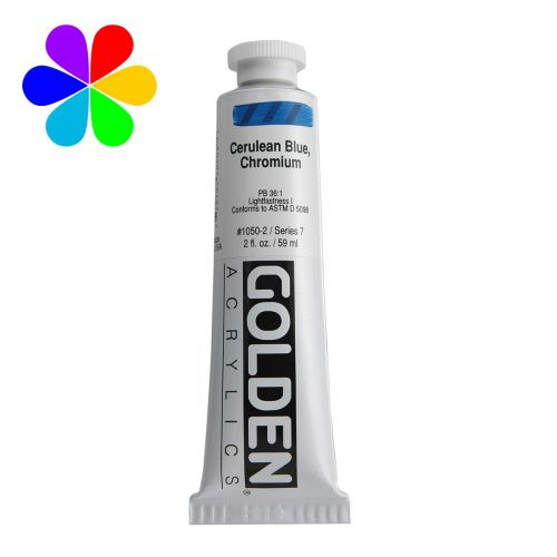 GOLDEN 59ML BLEU CERULEEN CHROME S7