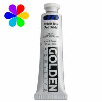 GOLDEN 59ML BLEU PHTALO (NUANCE ROUG) S4