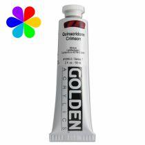 GOLDEN 59ML CARMINEE QUINACRIDONE S7