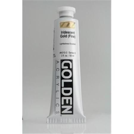 GOLDEN 59ML IRIDESCENT OR FIN S6