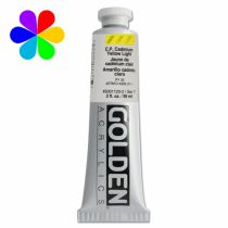 GOLDEN 59ML JAUNE CADMIUM CLAIR S7