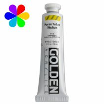 GOLDEN 59ML JAUNE HANSA MOYEN S3