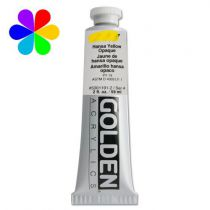GOLDEN 59ML JAUNE HANSA OPAQUE S4