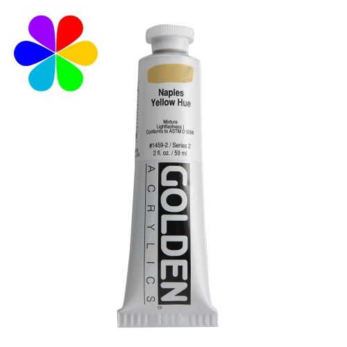 GOLDEN 59ML JAUNE NAPLES S2