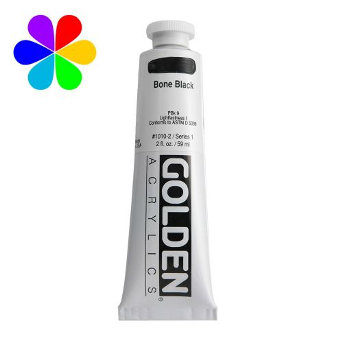 GOLDEN 59ML NOIR ANIMAL S1