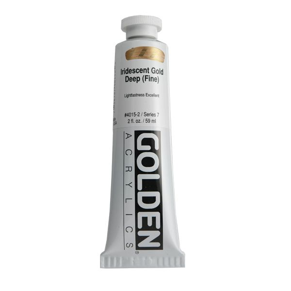 GOLDEN 59ML OR IRIDESCENT FONCE FIN S7