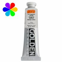 GOLDEN 59ML ORANGE CADMIUM S8