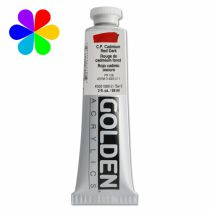 GOLDEN 59ML ROUFE CADMIUM FONCE S9
