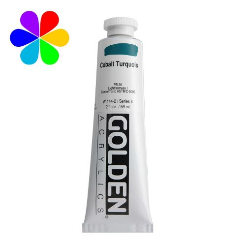 GOLDEN 59ML TURQUOISE COBALT S8