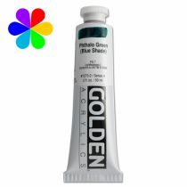GOLDEN 59ML VERT PHTALO (NUANCE BLEU) S4