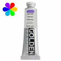 GOLDEN 59ML VIOLET CLAIR S3