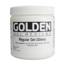 GOLDEN GEL DE BASE BRILLANT 236ML