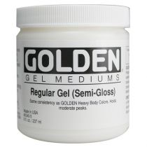 GOLDEN GEL DE BASE SATINE 236ML