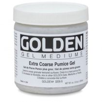 GOLDEN GEL DE PONCE MOYEN 236ML