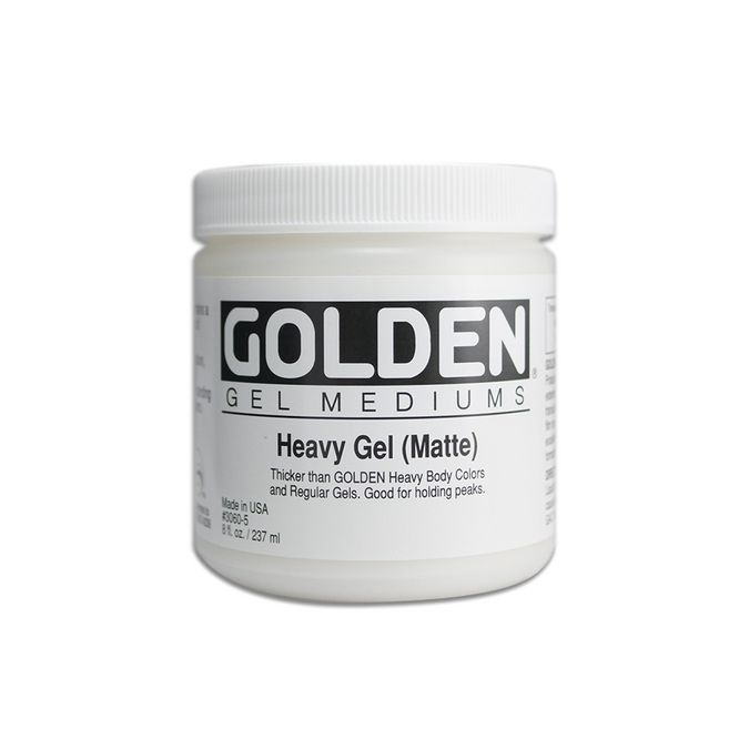 GOLDEN GEL EPAIS MAT 236ML