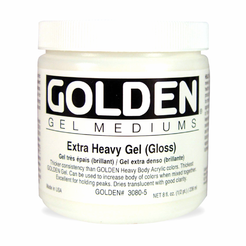 GOLDEN GEL EXTRA EPAIS BRILLANT 236ML