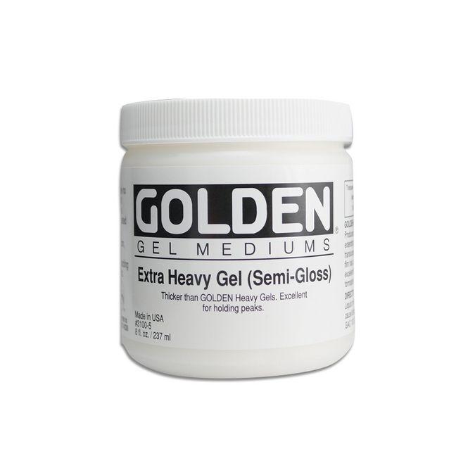 GOLDEN GEL EXTRA EPAIS SATINE 236ML