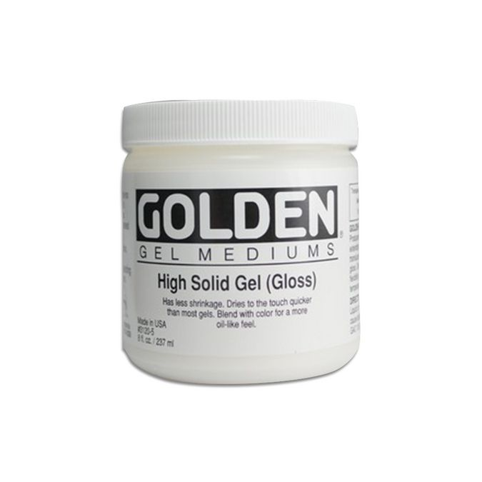 GOLDEN GEL HYPER EPAIS BRILLANT