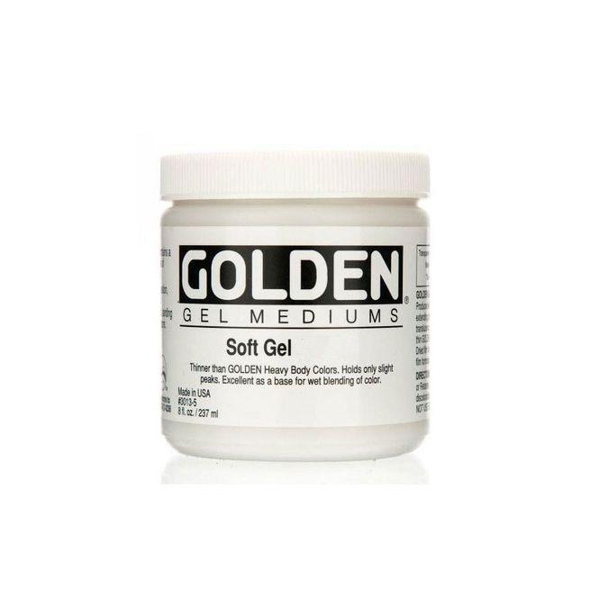 GOLDEN GEL ONCTUEUX MAT 236ML
