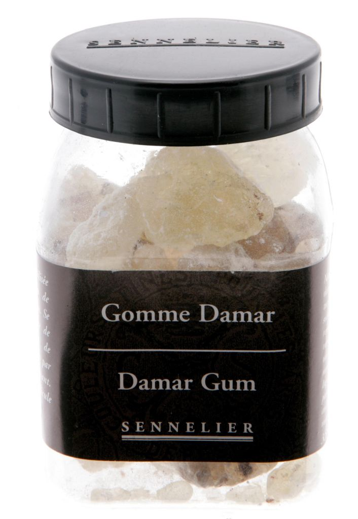 Gomme damar 100grs Sennelier