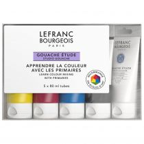 Gouache étude Lefranc Bourgeois