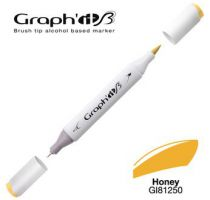 GRAPH\'IT Marqueur brush à alcool 1250 - Honey