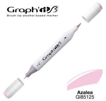 GRAPH\'IT Marqueur brush à alcool 5125 - Azalea