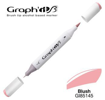 GRAPH\'IT Marqueur brush à alcool 5145 - Blush