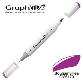 GRAPH\'IT Marqueur brush à alcool 6170 - Bougainvillea