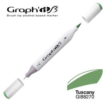 GRAPH\'IT Marqueur brush à alcool 8270 - Tuscany