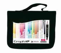 Set de 24 marqueurs Graph\'It - Basic