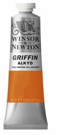GRIFFIN ALKYD ORANGE CADMIUM S1