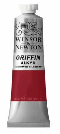 GRIFFIN ALKYD ROUGE CADMIUM MOYEN IMITATION S1